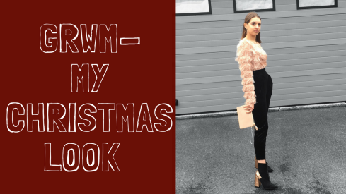Grwm My Christmas Look My Fashion Mag From humorous to heartwarming, blue mountain has styles to suit everyone on your list. my fashion mag