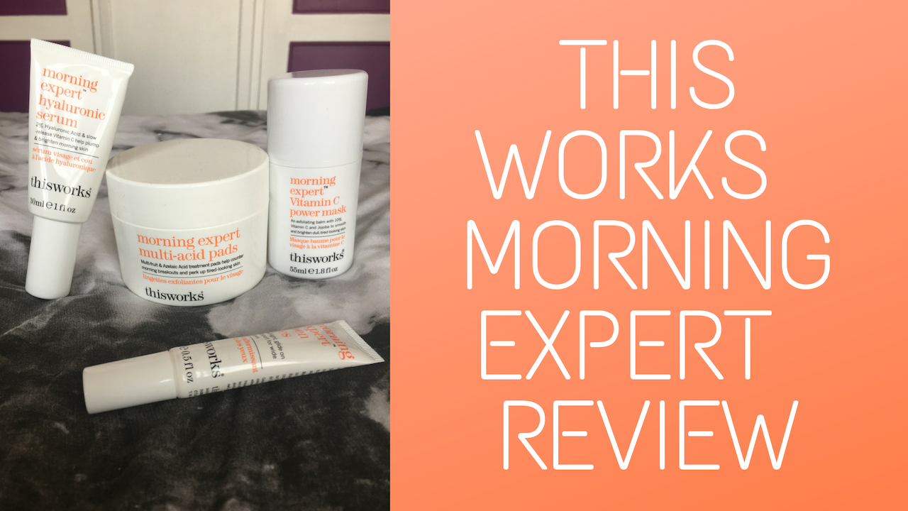 This Works Morning Expert review
