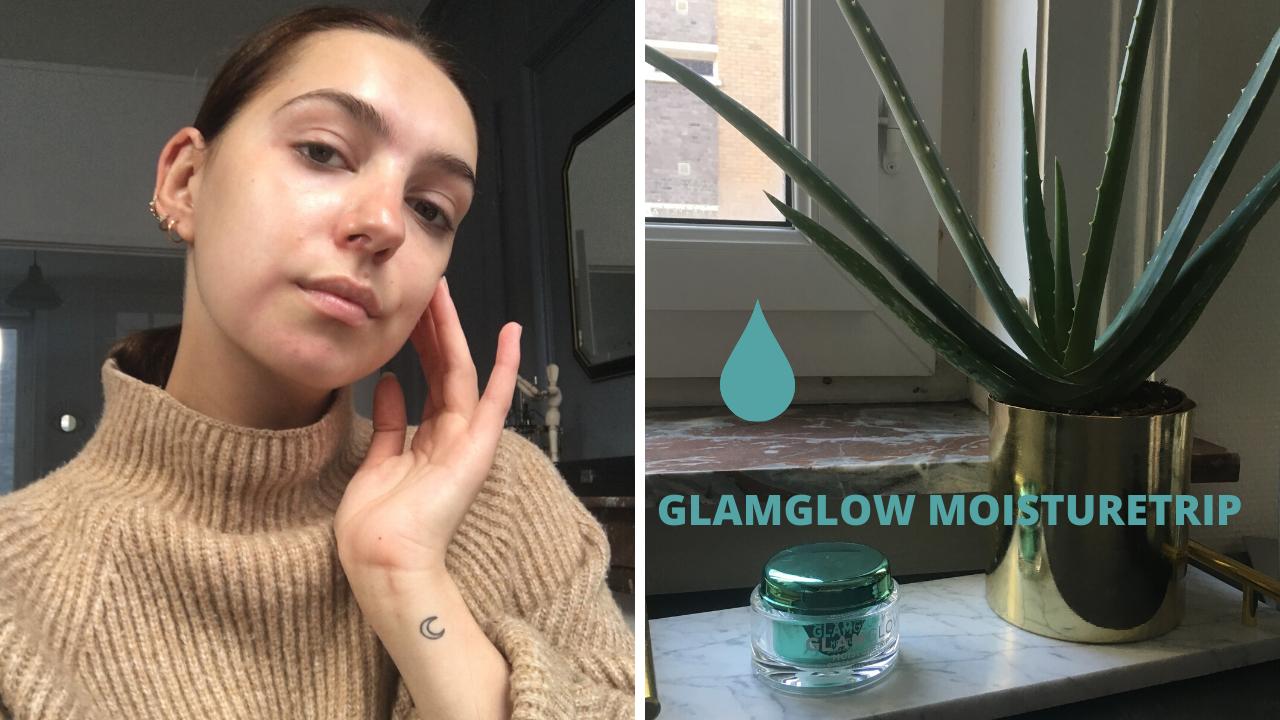 GlamGlow MoistureTrip, LA crème des peaux sensibles ?